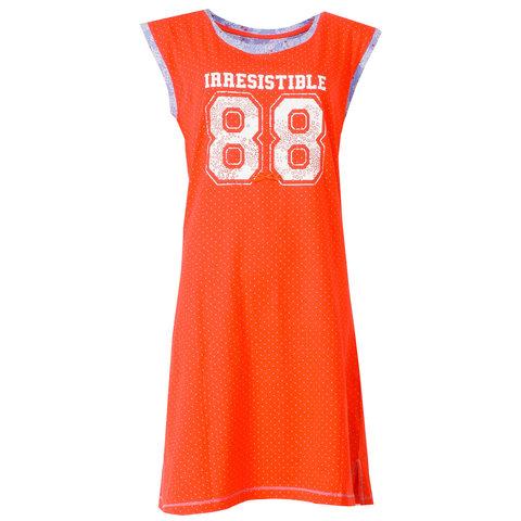 Irresistible Dames nachthemd Oranje IRNGD1502A