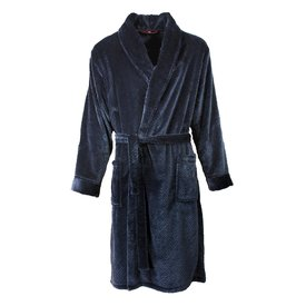 Paul Hopkins Paul Hopkins heren Kamerjas Duster Blauw PHBRH2606A