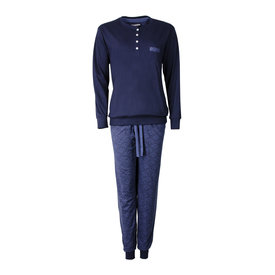 Irresistible Irresistible Dames Pyjama Blauw IRPYD2607A