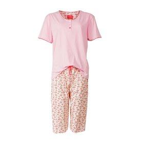 Tenderness Tenderness dames pyjama Roze TEPYD1401A