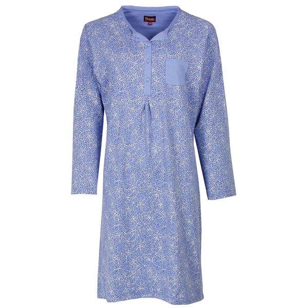 Medaillon Medaillon dames nachthemd Blauw MENGD2406A