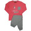 Annarebella meisje pyjama Rood ANPYM1301B