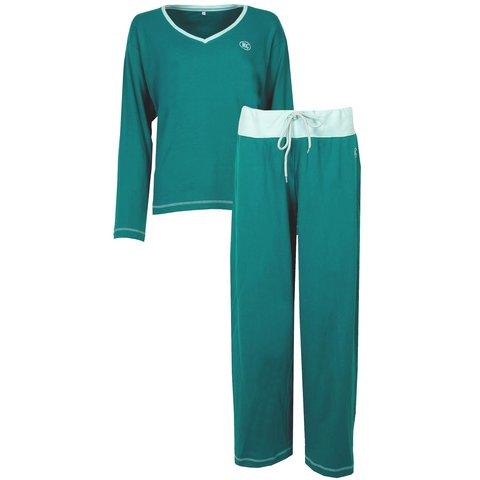 Temptation dames pyjama Groen TPPYD2001A