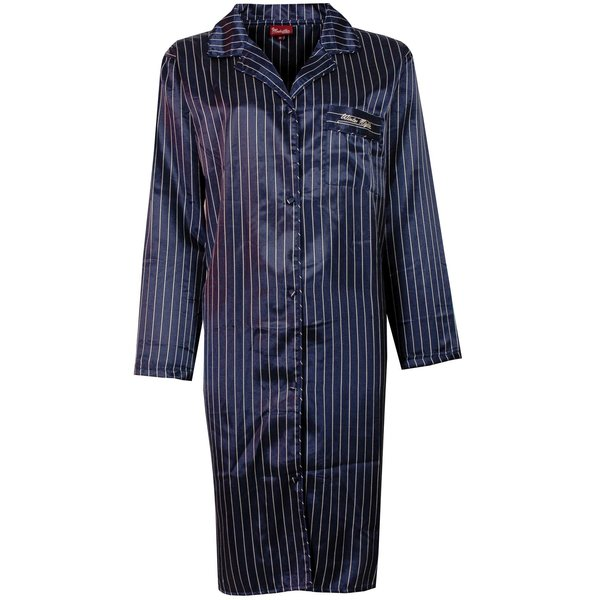 Medaillon Medaillon Dames Nachthemd Blauw NGD31057WB