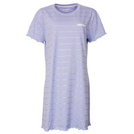 Irresistible Irresistible Dames Nachthemd Slaapkleedje Lavendel Blauw IRNGD1803A