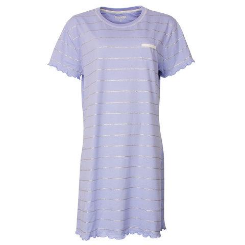 Irresistible Dames Nachthemd Slaapkleedje Lavendel Blauw IRNGD1803A