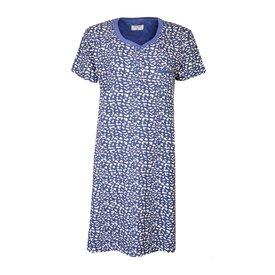 Irresistible Irresistible  Dames  nachthemd slaapkleed  Blauw IRNGD1901A