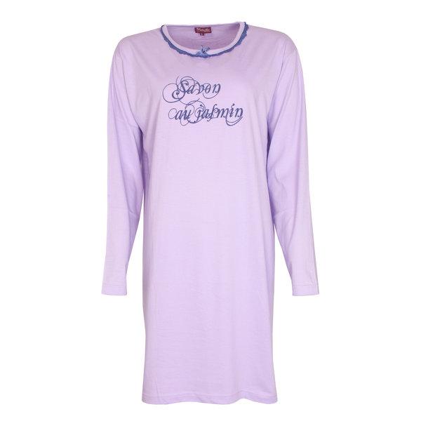 Medaillon Medaillon Dames Nachthemd Paars NGD31047A
