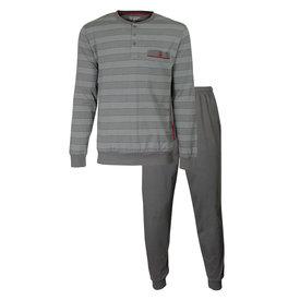 Paul Hopkins Paul Hopkins Heren Pyjama Grijs PHPYH2910A