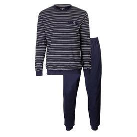Paul Hopkins Paul Hopkins Heren Pyjama Peacoat PHPYH2902A