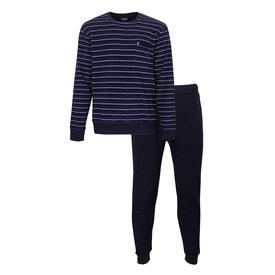 Paul Hopkins Paul Hopkins Heren Pyjama Blauw PHPYH2915A