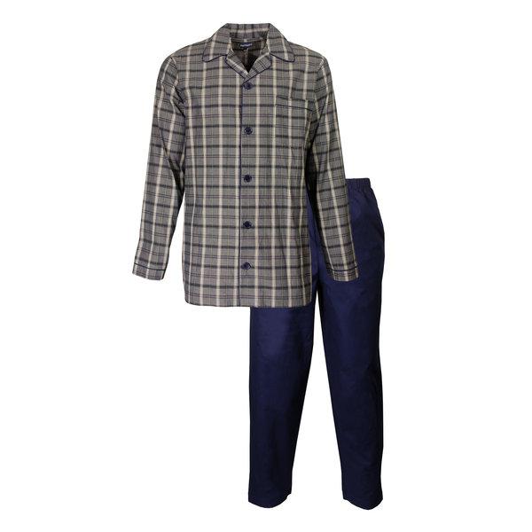 Paul Hopkins Paul Hopkins Heren Pyjama Blauw PHPYH2917A
