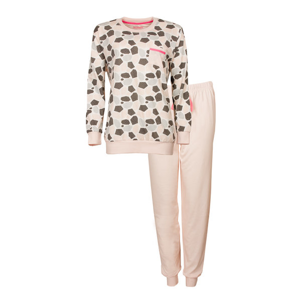Irresistible Irresistible Dames Pyjama Pink - IRPYD2901A