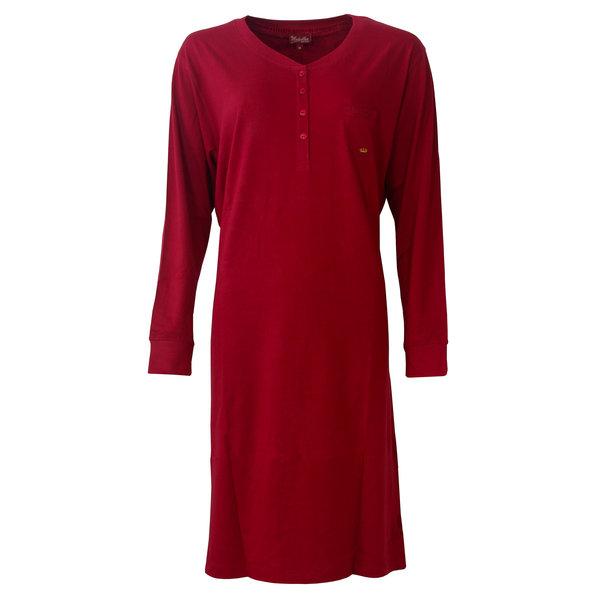 Medaillon Medaillon dames nachthemd  Rood MENGD2802B