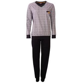 Medaillon Medaillon dames Pyjama  Zwart MEPYD2803A