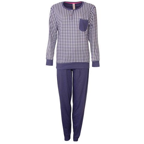 Irresistible dames Pyjama Blauw IRPYD2804A