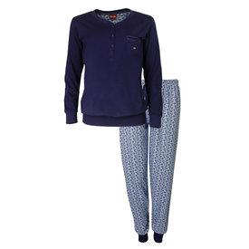 Medaillon Medaillon dames Pyjama Blauw MEPYD2904A