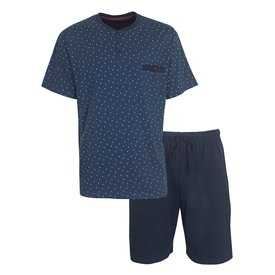 Paul Hopkins Paul Hopkins Heren shortama Navy Blue PHSAH1004A