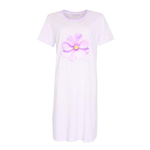 Temptation  Dames Bigshirt nachthemd Lila TPNGD1003A