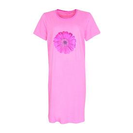 Temptation Temptation  Dames Bigshirt nachthemd Pink TPNGD1004A