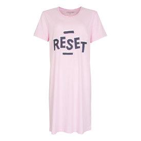 Temptation Temptation  Dames Bigshirt nachthemd Roze TPNGD1015C