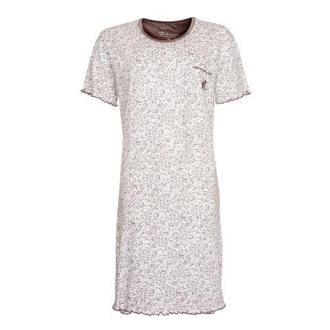 Tenderness  Dames  nachthemd Bruin TENGD1001A