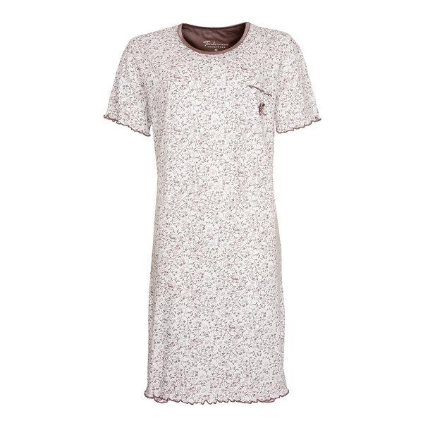 Tenderness Tenderness  Dames  nachthemd Bruin TENGD1001A