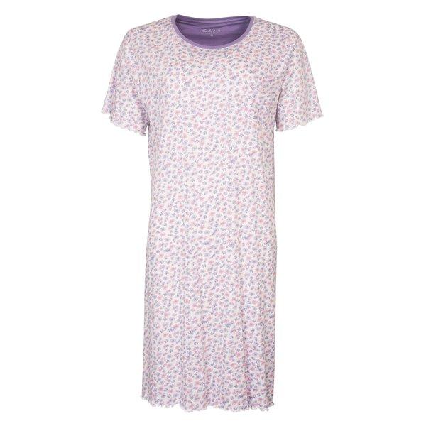 Tenderness Tenderness  Dames  nachthemd Paars TENGD1005A