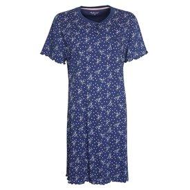 Tenderness Tenderness  Dames  nachthemd Blauw TENGD1009A