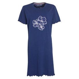 Tenderness Tenderness  Dames  nachthemd Blauw TENGD1010A