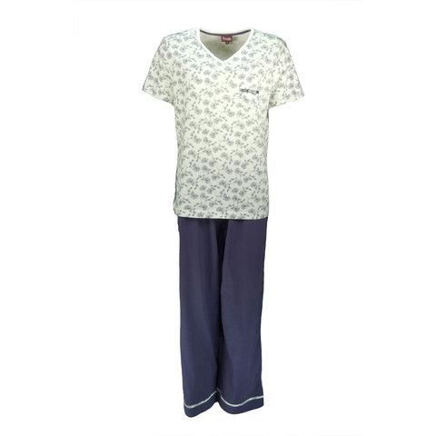 Medaillon Dames Pyjama Montana Grape MEPYD1305B