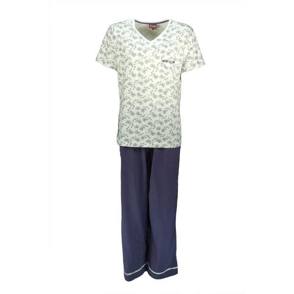 Medaillon Medaillon Dames Pyjama Montana Grape MEPYD1305B