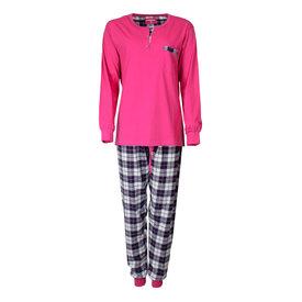 Irresistible Irresistible Dames Pyjama Roze/Grijs IRPYD2609A