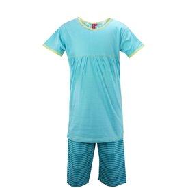 AnnaRebella AnnaRebella Meisjes Pyjama Blauw PYM24023B