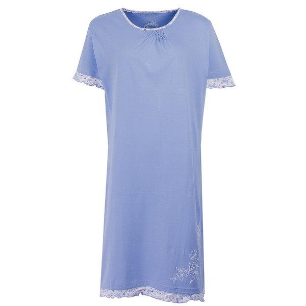 Medaillon Medaillon dames nachthemd Lavendel Paars MENGD1207A