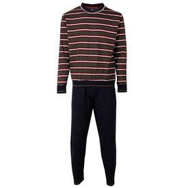 Paul Hopkins Paul Hopkins Heren Pyjama Donker Blauw / Rood PHPYH2408A