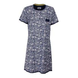 Tenderness Tenderness  Dames Nachthemd Peacoat Blauw TENGD1604A