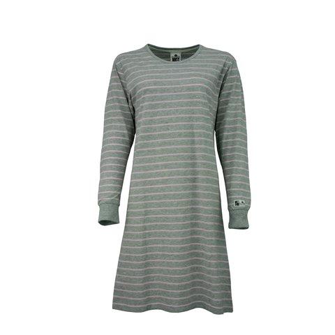 Irresistible dames nachthemd Grey Melange IRNGD2304A