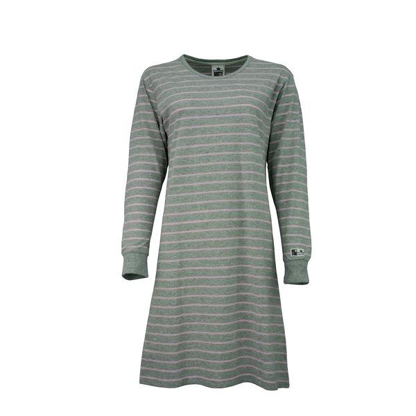 Irresistible Irresistible dames nachthemd Grey Melange IRNGD2304A
