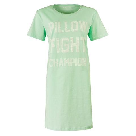 Temptation Dames Nachthemd Groen TEMNGD1604A