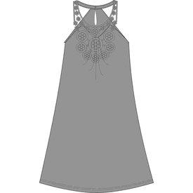 Irresistible Irresistible Dames nachthemd  Bruin IRNGD1116B