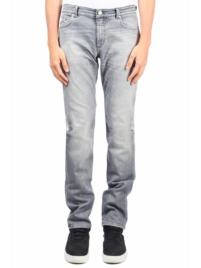 Onlinecom • Women Worn Closed Men Jeans Kids Outfit Slim Grey Down IfYvy7gb6
