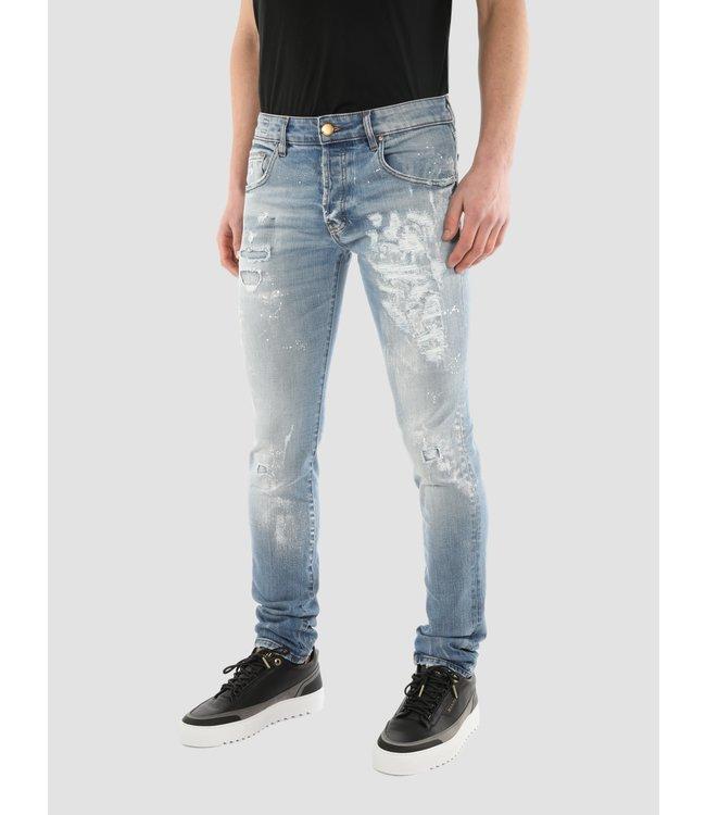Don The Fuller Milano Jeans Light Blue