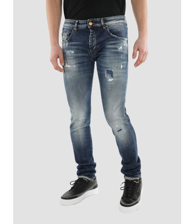 Don The Fuller Milano Utiel Jeans Blue