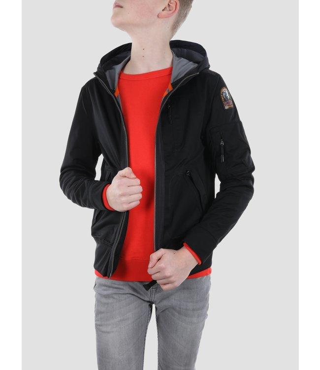 Parajumpers Yakumo Boy Jacket Black