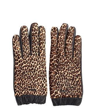 Ted Baker Lauuren Leopard Glove Taupe