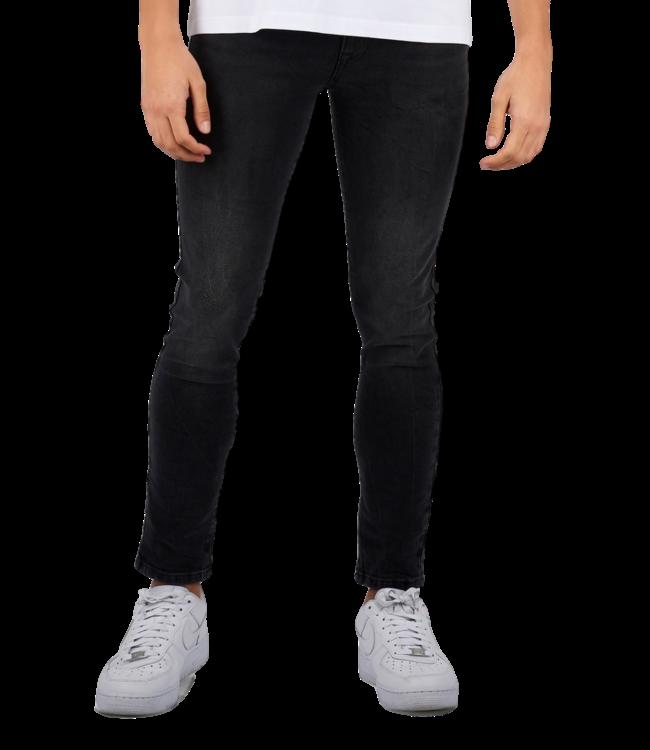 Iceberg Jeans 5 Pocket Degradable Black