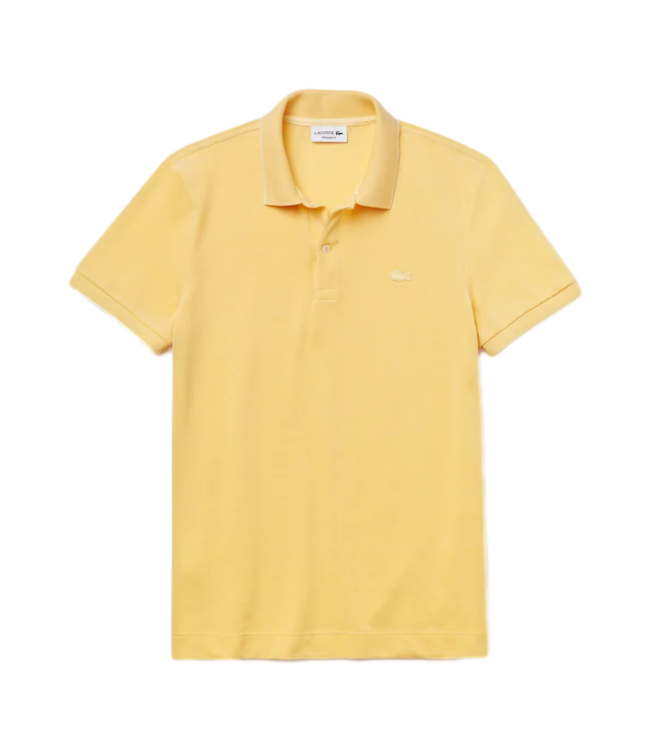 Lacoste 8287 Polo Regular Fit Yellow