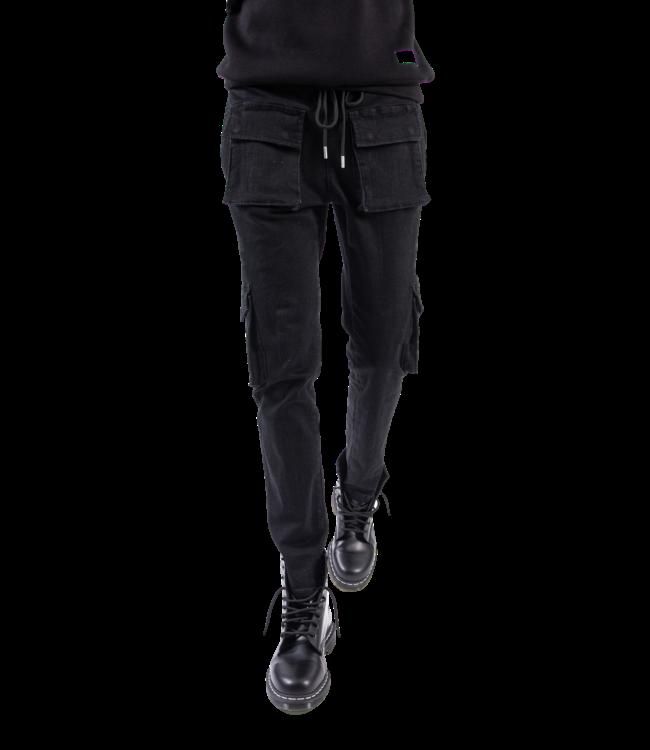 XPLCT Studios Youth Pants Black
