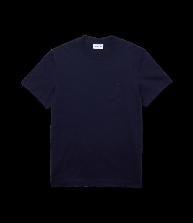 Lacoste T-Shirt Regular Fit Navy Blue